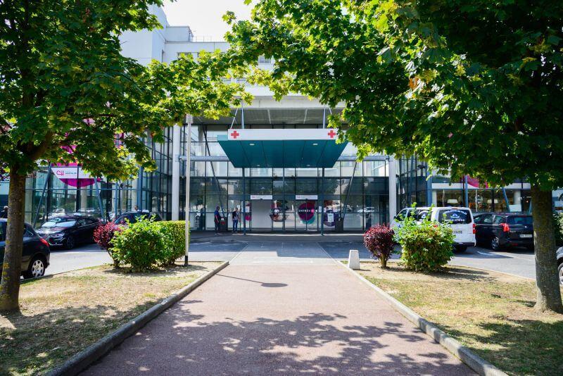 Maternite Centre hospitalier de Vienne